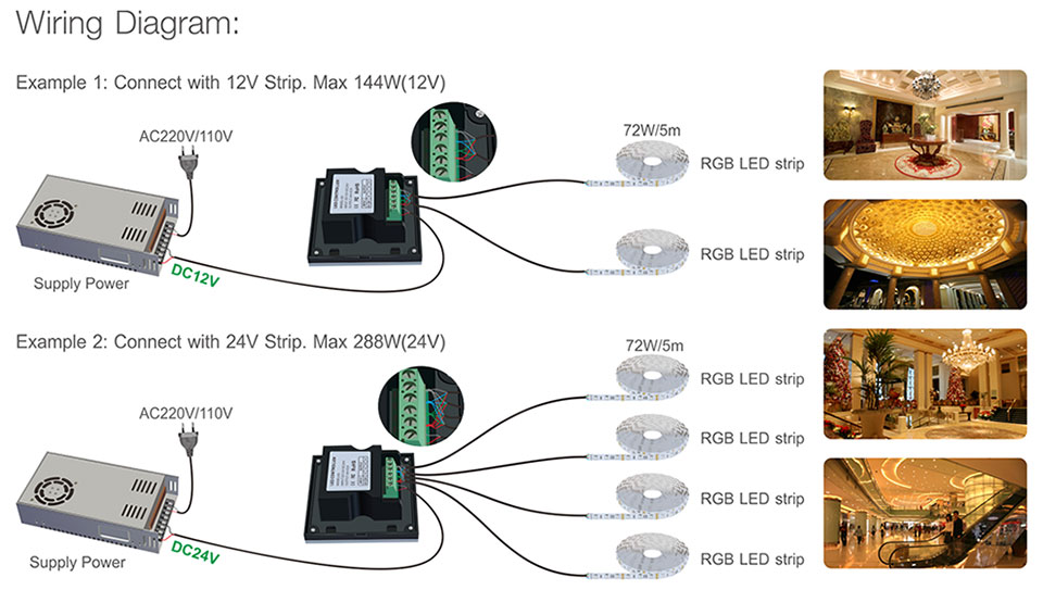 D-series Wiring Diagram